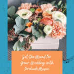 set the mood for your wedding with prelude music