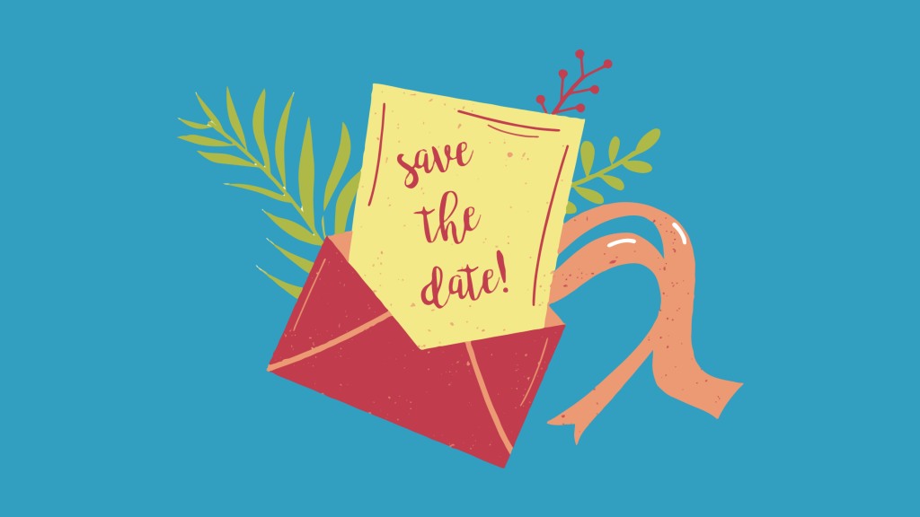 virtual wedding formal invitations