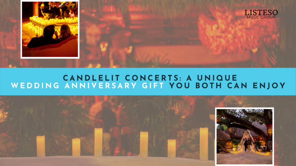 blog wedding anniversary idea candlelit concert date night